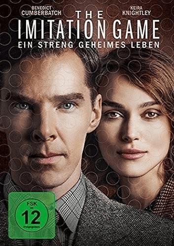 The Imitation Game - Ein streng geheimes Leben [DVD]