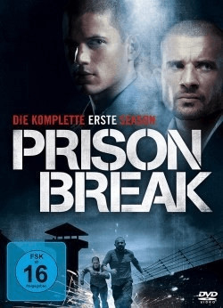 Prison Break - Season 1 [DVD]