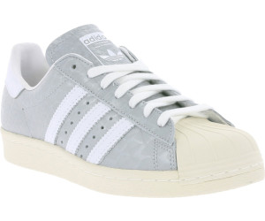 look good shoes sale outlet store special sales Adidas Superstar 80s W matte silver/white/white ab 69,95 ...