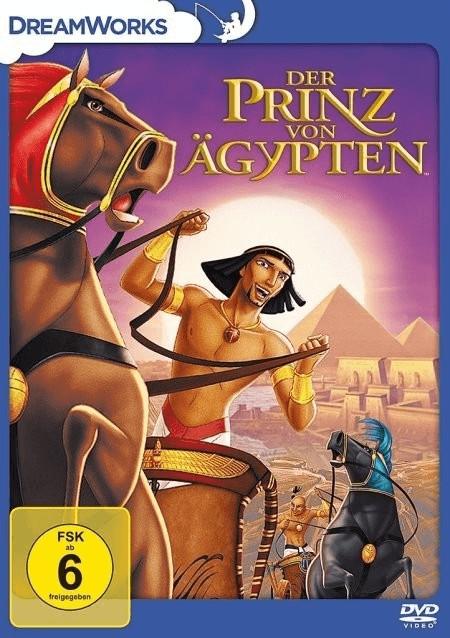 Der Prinz von Ägypten [DVD]