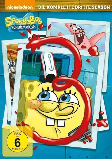 Spongebob Schwammkopf Season 3 [DVD]