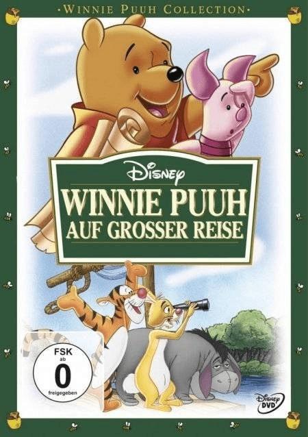Winnie Puuh auf großer Reise [DVD]