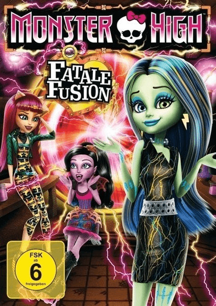 Monster High: Fatale Fusion [DVD]