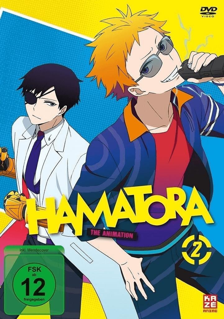 Hamatora - The Animation 2 (Episoden 4-6) [DVD]
