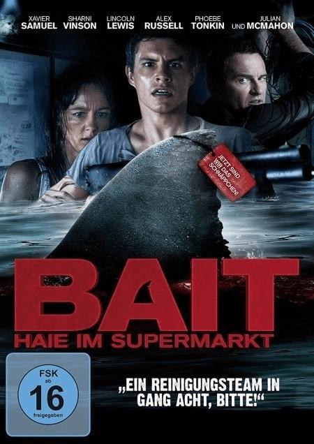Bait - Haie im Supermarkt [DVD]