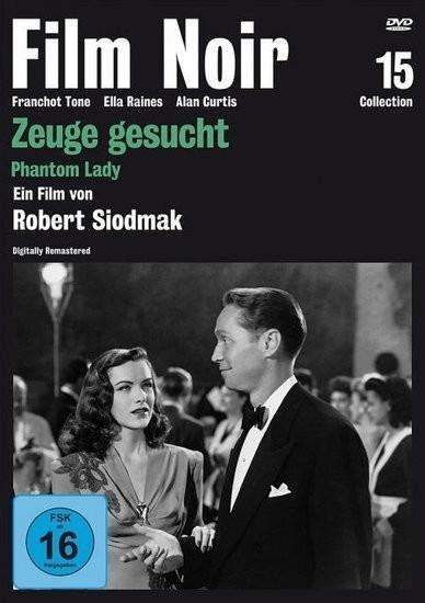 Zeuge gesucht (Film Noir Collection #15) [DVD]