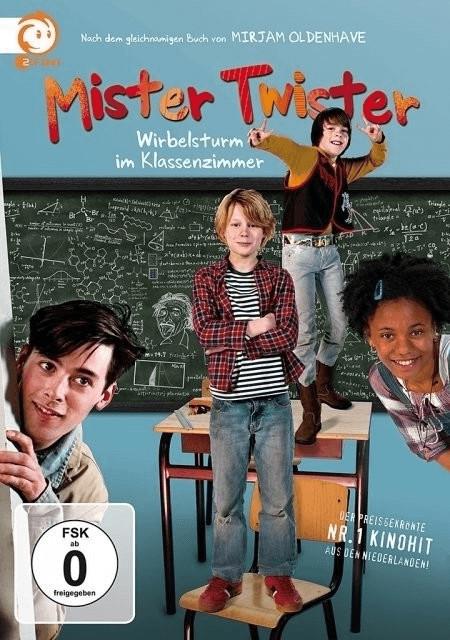 Mister Twister - Wirbelsturm im Klassenzimmer [...