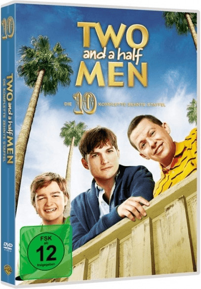 Two and a half Men - Staffel 10 [DVD]