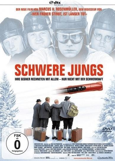 Schwere Jungs [DVD]
