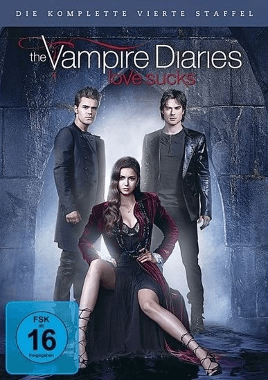 Vampire Diaries - Season 4 [DVD]