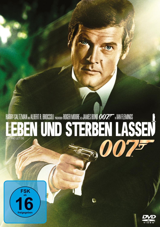 James Bond: Leben und Sterben lassen [DVD]