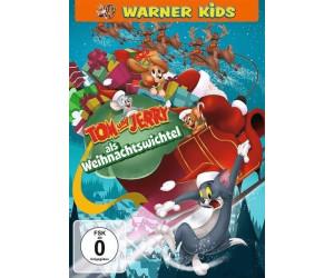 Tom & Jerry als Weihnachtswichtel [DVD]