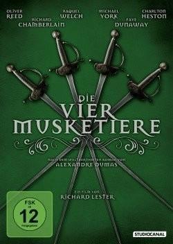 Die vier Musketiere [DVD]