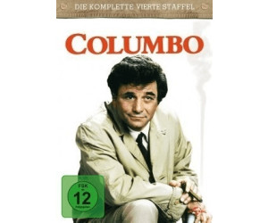 Columbo - 4. Staffel [DVD]