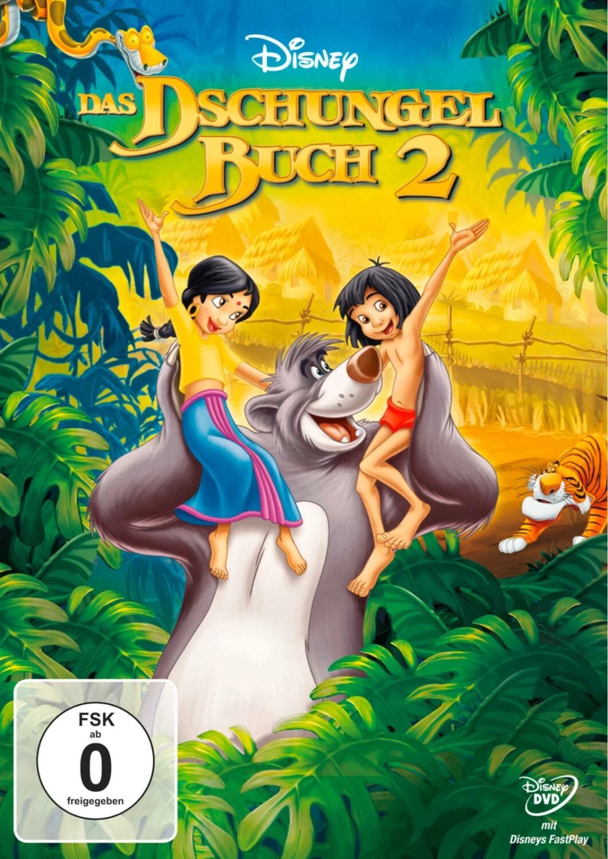 Das Dschungelbuch 2 [DVD]