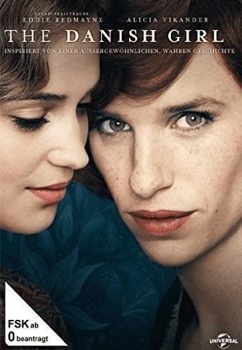 The Danish Girl [DVD]