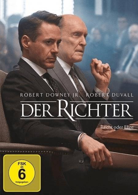 Der Richter - Recht oder Ehre [DVD]