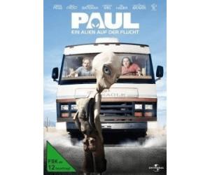 Paul - Ein Alien auf der Flucht [DVD]