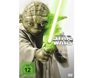 Star Wars Trilogie 1-3 [DVD]