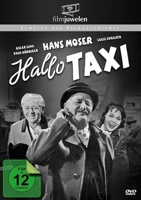 Hallo Taxi (Fernsehjuwelen) [DVD]