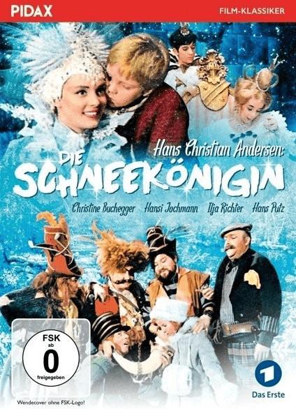 Die Schneekönigin (Pidax Film-Klassiker) [DVD]