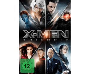 X-Men Trilogie [DVD]