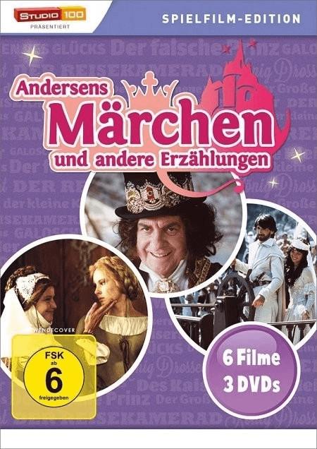 Andersens Märchen und andere Erzählungen [DVD]