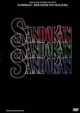 Sandokan - Der Tiger von Malaysia [DVD]