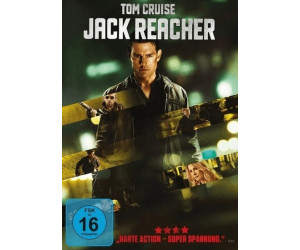 Jack Reacher [DVD]