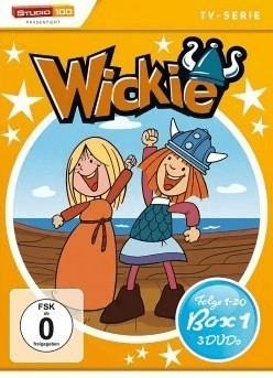 Wickie und die starken Männer - Staffel 1 (Folge 1-20) [DVD]
