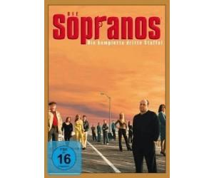 Die Sopranos - Staffel 3 [DVD]