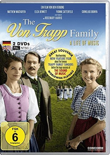 The Von Trapp Family - A Leife of Music (2 Disc Edition) [DVD]