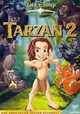 Tarzan 2 [DVD]