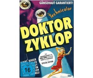 Doktor Zyklop [DVD]