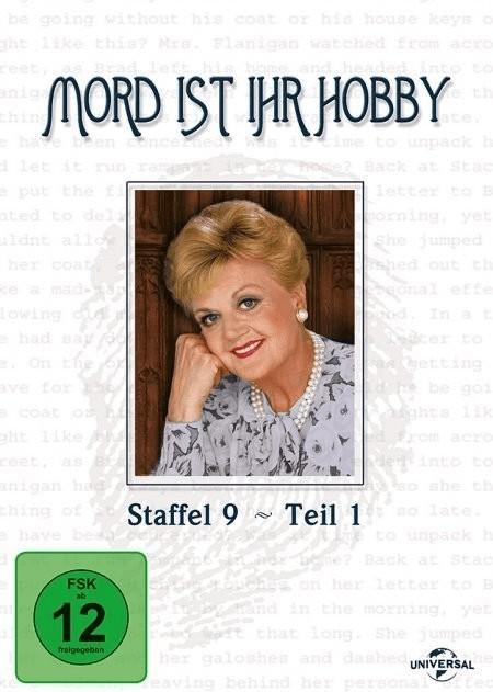 Mord ist ihr Hobby - Staffel 9.1 [DVD]
