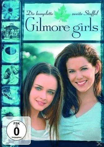 Gilmore Girls - Staffel 2 [DVD]