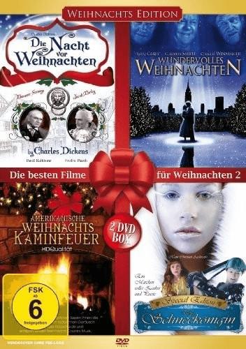 Die besten Filme für Weihnachten 2 [DVD]