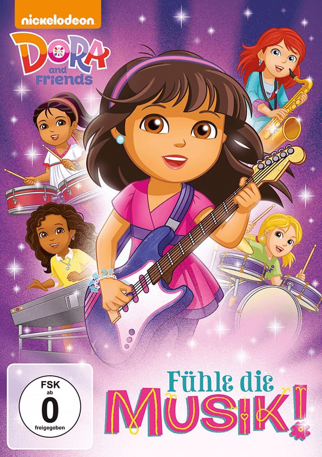 Dora and Friends: Fühle die Musik! [DVD]