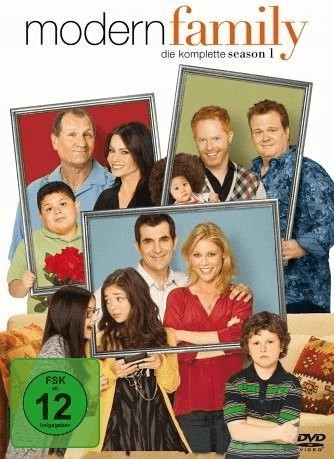 Modern Family Season 1 [DVD]
