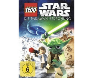 LEGO Star Wars: Die Padawan Bedrohung [DVD]