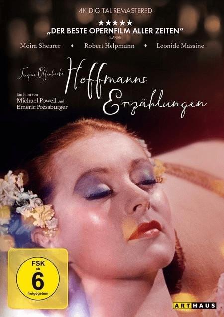 Jacques Offenbachs Hoffmanns Erzählungen [DVD] (Blu-ray Video)