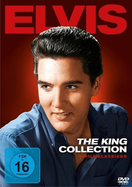 Elvis - The King Collection - Jubiläums Box [DVD]