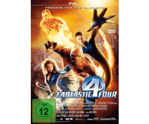 Fantastic 4 [DVD]