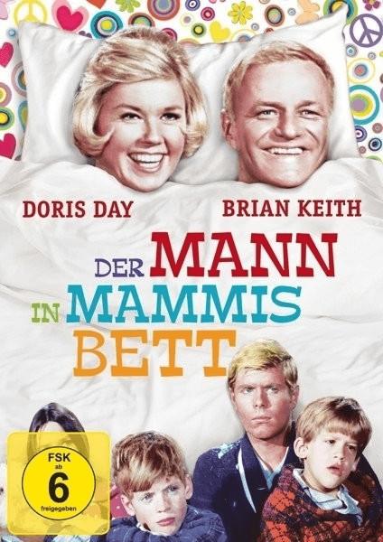 Der Mann in Mammis Bett [DVD]