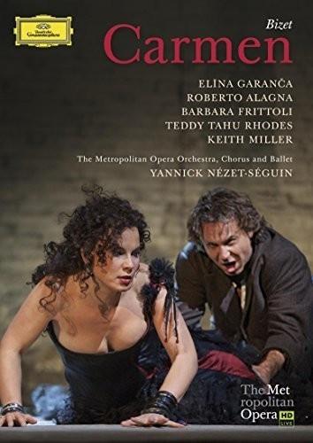 Image of Carmen (The Metropolitan Opera Live HD) [DVD]