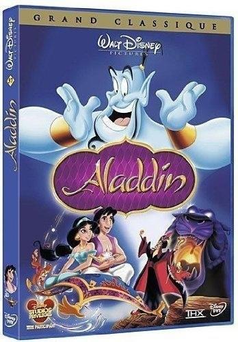 Image of Aladdin [DVD]