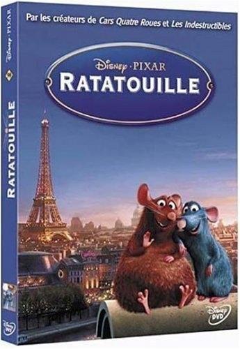 Image of Ratatouille [DVD]