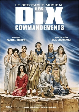 Image of Les Dix commandements [DVD]
