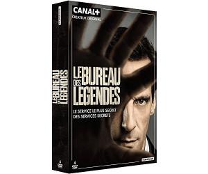 Le bureau des légendes saison 1 [dvd] au meilleur prix sur idealo.fr