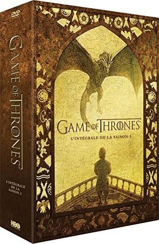 Image of Game of Thrones (Le Trône de Fer) - season 5 [DVD]